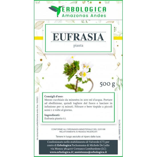 Eufrasia Pianta tisana
