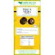 Maca nera in polvere 100 grammi, forte afrodisiaco, energizzante.