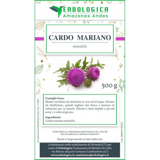 Tisana al Cardo mariano 500 grammi