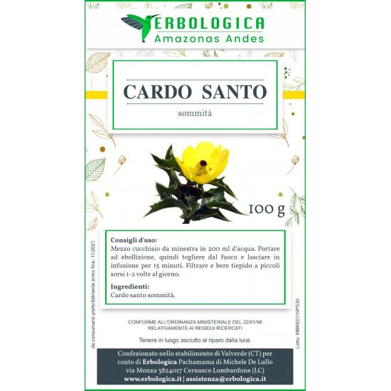 Cardo Santo pianta taglio tisana 500 grammi