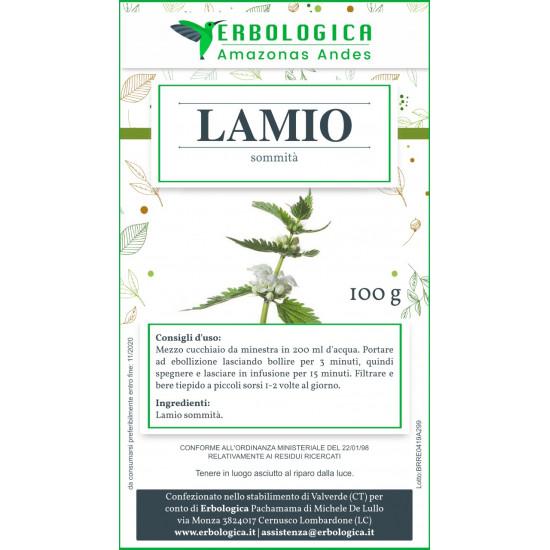 Lamio bianco taglio tisana 500 grammi