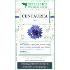 Centaurea pianta taglio tisana 500 grammi