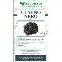 Cumino nero semi ( nigella sativa) 500 grammi