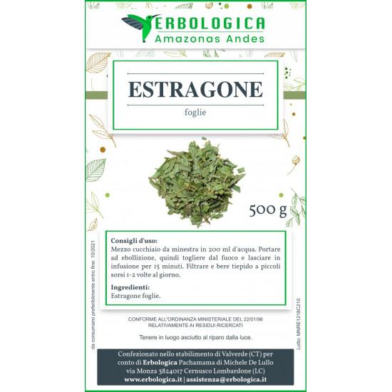 Estragone tisana 500 grammi (Dragoncello)