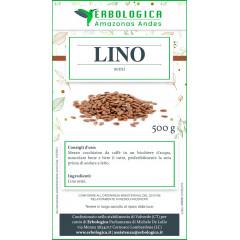 Lino semi 500 grammi
