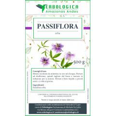 Passiflora foglie taglio tisana 500 grammi