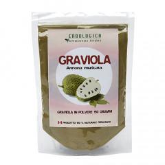 Graviola foglie in polvere ( 150 grammi)