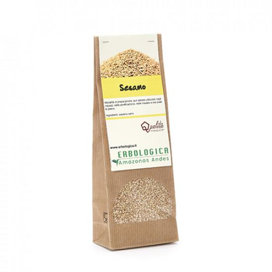 Sesamo semi naturali ( 200 grammi)