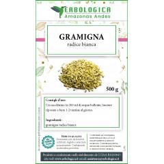 Gramigna radice bianca tisana 500 grammi
