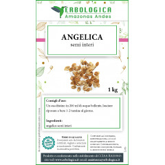 Angelica semi interi tisana 1 kg