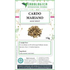 Cardo mariano semi tisana 1 kg