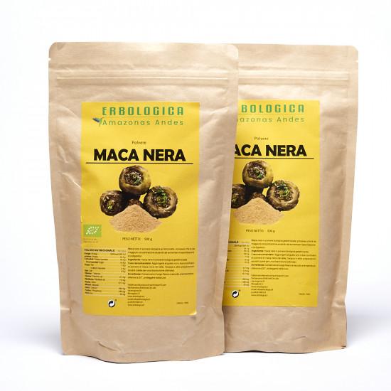 Maca nera in polvere confezione da 1 kg