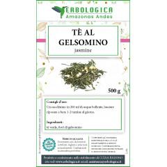 Tè al gelsomino jasmine 500 grammi