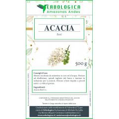 Acacia fiori taglio tisana 500 grammi