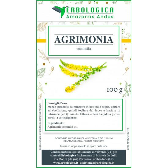 Agrimonia sommità tisana 100 grammi