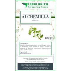Alchemilla pianta tisana 100 grammi