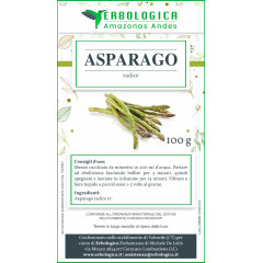 Asparago radice tisana 100 grammi