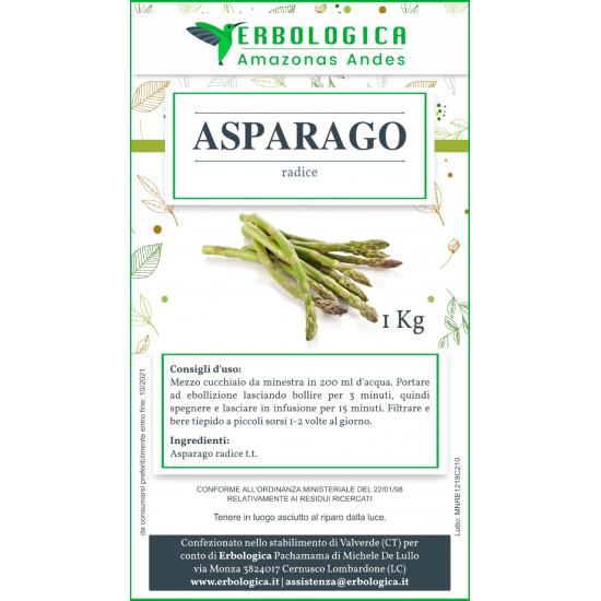 Asparago radice taglio tisana 1kg