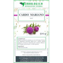 Cardo mariano semi tisana 500 grammi