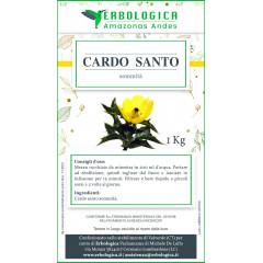 Cardo Santo pianta taglio tisana 1 kg