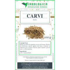 Carvi semi confezione da 100 grammi