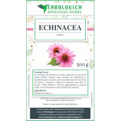 Echinacea radice tisana 500 grammi