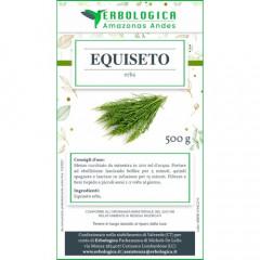 Equiseto erba tisana 500 grammi