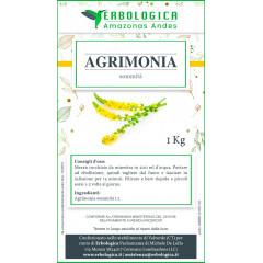 Agrimonia sommità  taglio tisana 1 kg