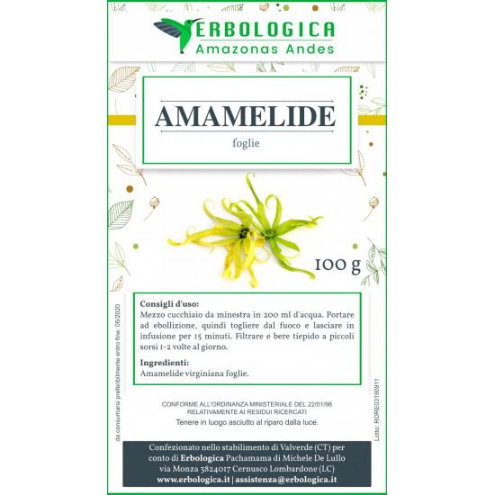 Amamelide Virginiana tisana 100 grammi