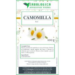 Camomilla fiori tisana 100 grammi