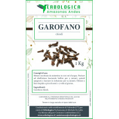 Chiodi di garofano taglio tisana 1 kg
