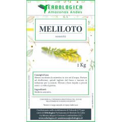Meliloto pianta taglio tisana 1 kg