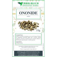 Ononide spinosa radice taglio tisana 1 kg