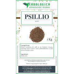 Psillio semi puri confezione da 1 kg