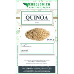 Quinoa semi confezione da 500 grammi
