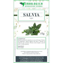 Salvia officinale tisana 1 kg