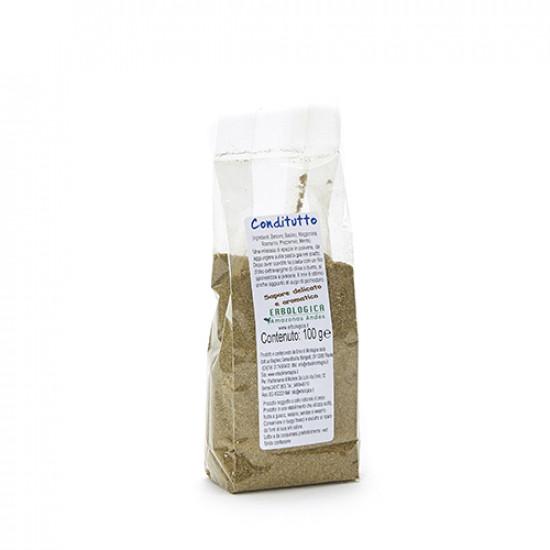 Condimento universale disidratato 100 grammi