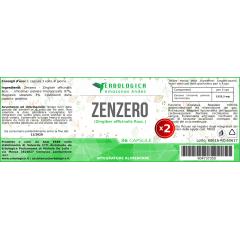 Zenzero in capsule ( 2 confezioni da 36 capsule)