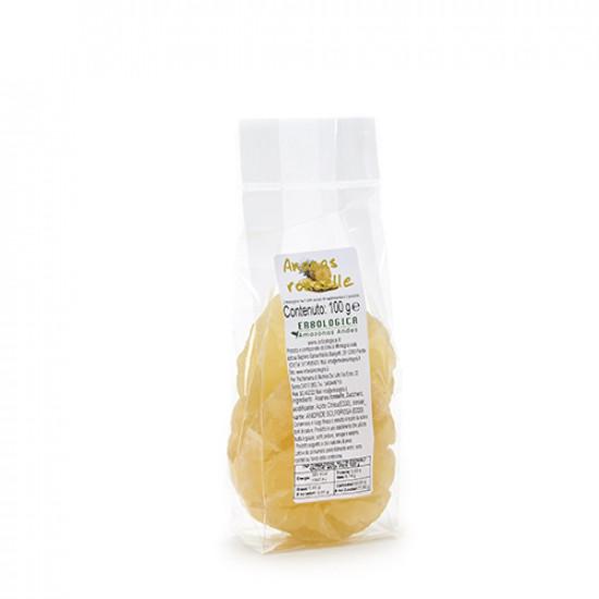 Ananas secco a fette