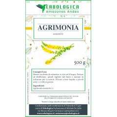 Agrimonia sommità taglio tisana 500 grammi