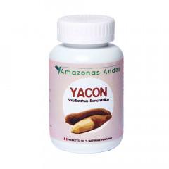 Yacon andino capsule