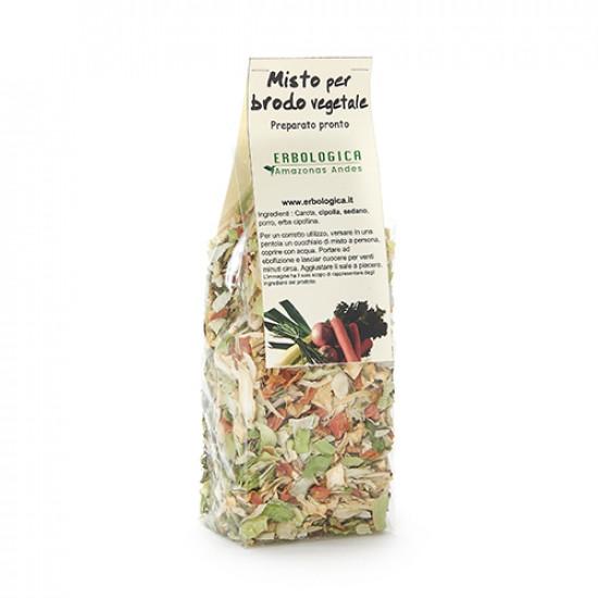 Misto pronto per brodo vegetale