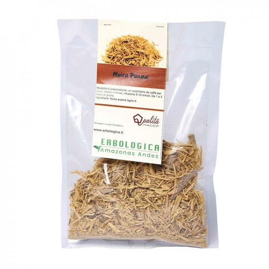 Muira puama  legno tisana 100 grammi