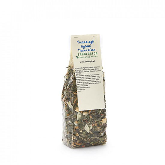 Tisana agli agrumi 100 grammi