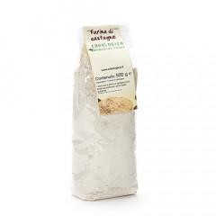 Farina di castagne piemontesi 500 grammi