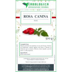 Rosa Canina frutti tisana 500 grammi