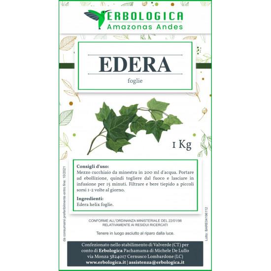 Edera foglie taglio tisana 500 grammi