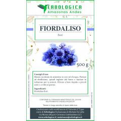 Fiordaliso fiori taglio tisana 500 grammi