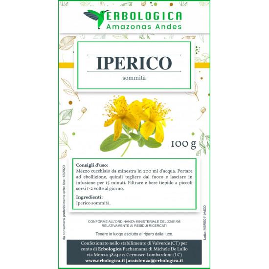 Iperico tisana 500 grammi