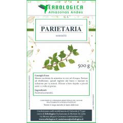 Parietaria pianta taglio tisana 500 grammi